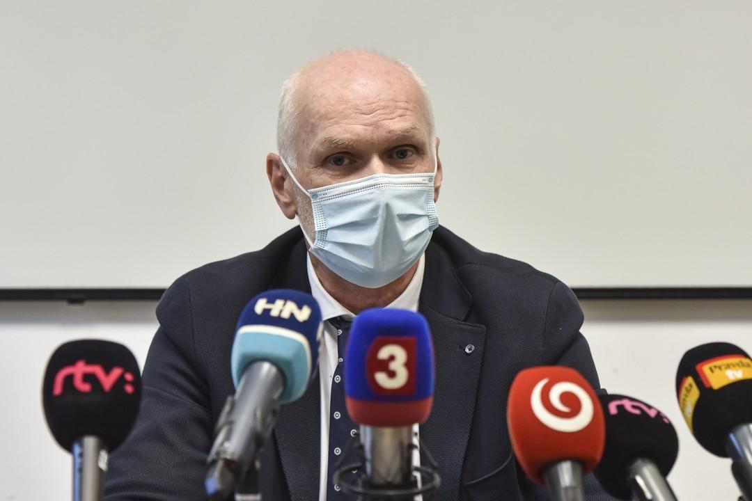 Marian Kollár, Slovenská lekárska komora, predseda