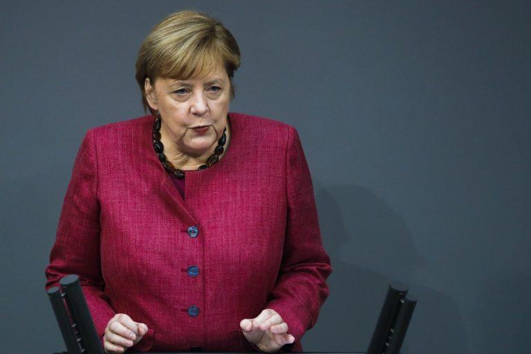 Angela Merkelová, kancelárka, Nemecko