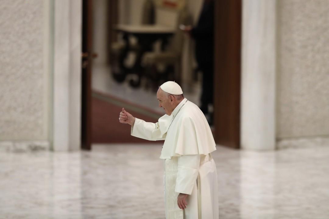 pápež František, audiencie, Vatikán