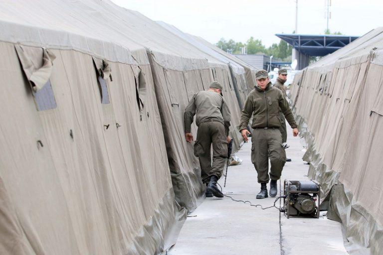 Rakúsko, armáda, Slovensko, SNS