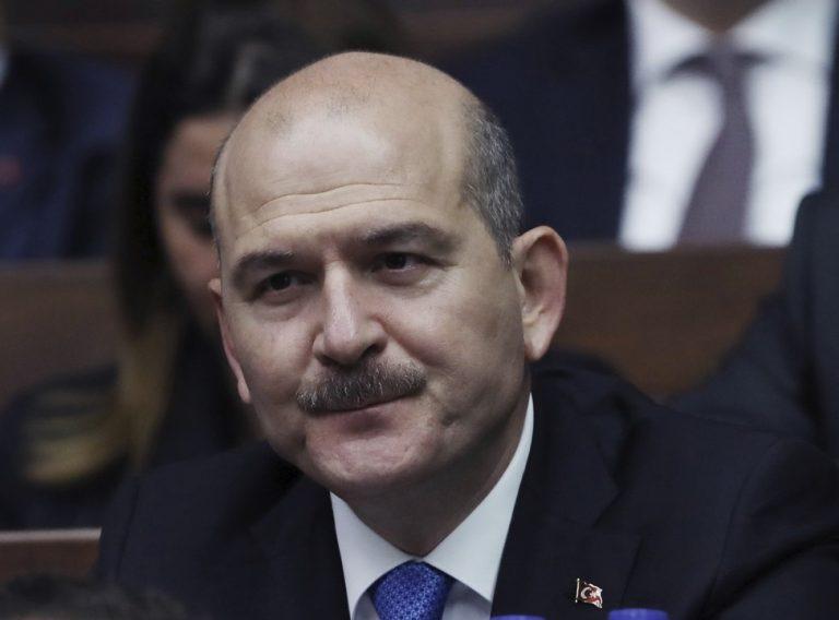 Süleyman Soylu, Turecko, minister vnútra