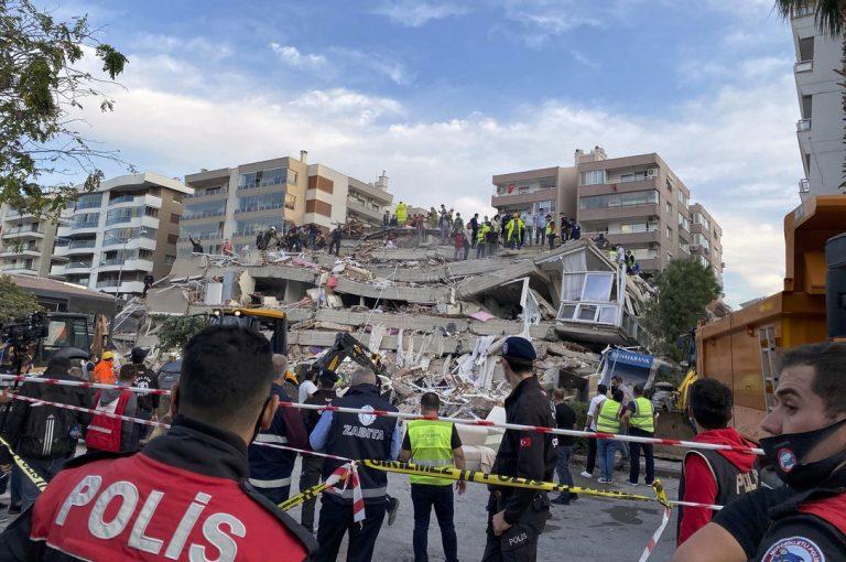 Turecko, zemetrasenie, obete