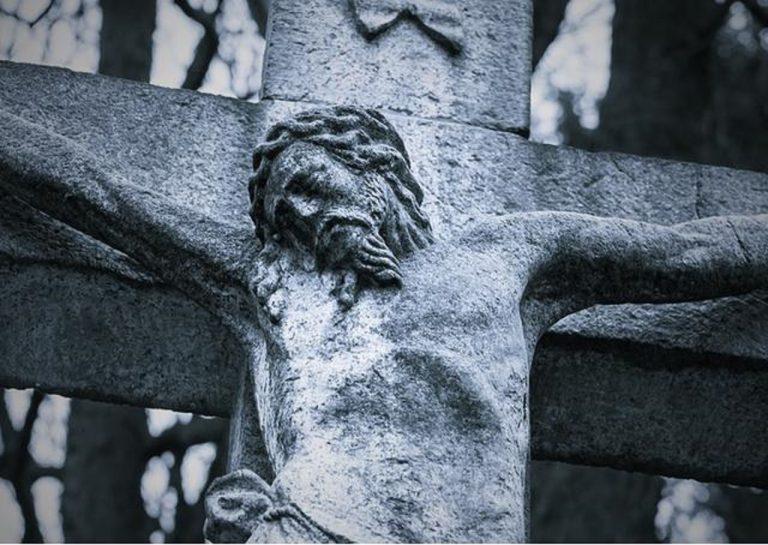 ukižovaný Ježiš