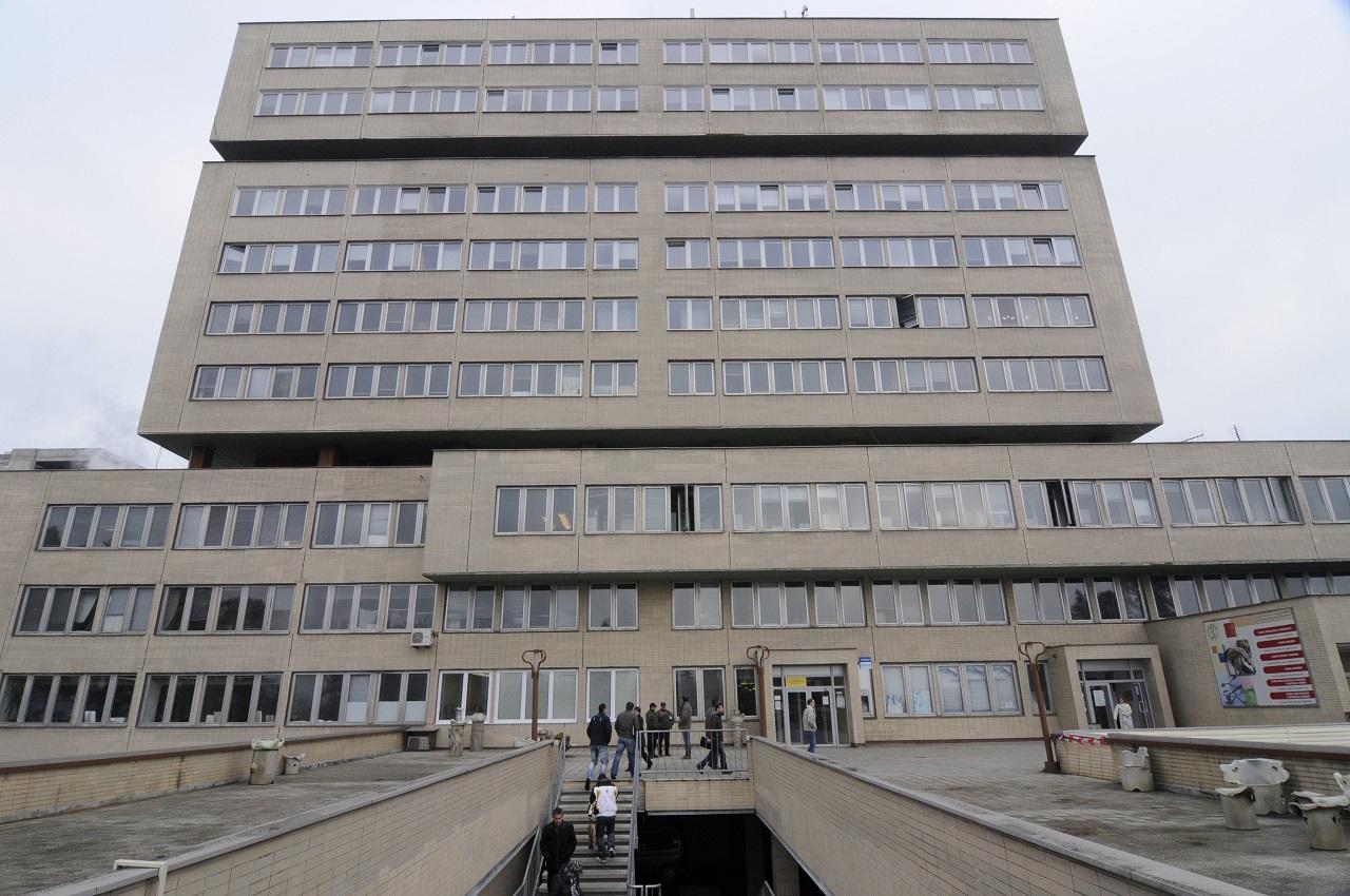 Fakultná nemocnica s poliklinikou J.A. Reimana v Prešove