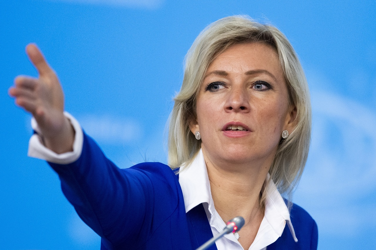 Marija Zacharovová