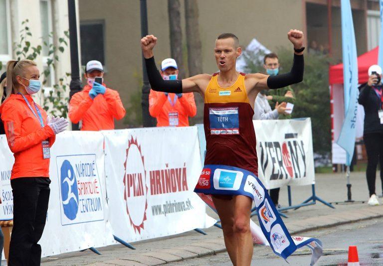 39. ročník medzinárodných chodeckých pretekov Dudinská päťdesiatka