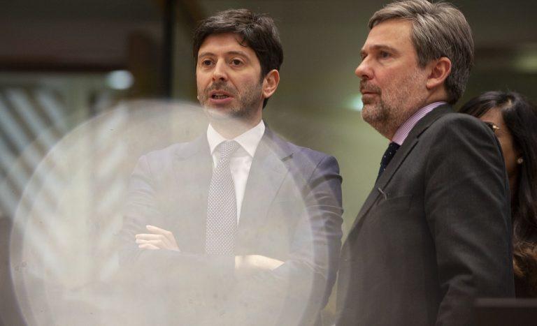 Ministri zdravotníctva EÚ
