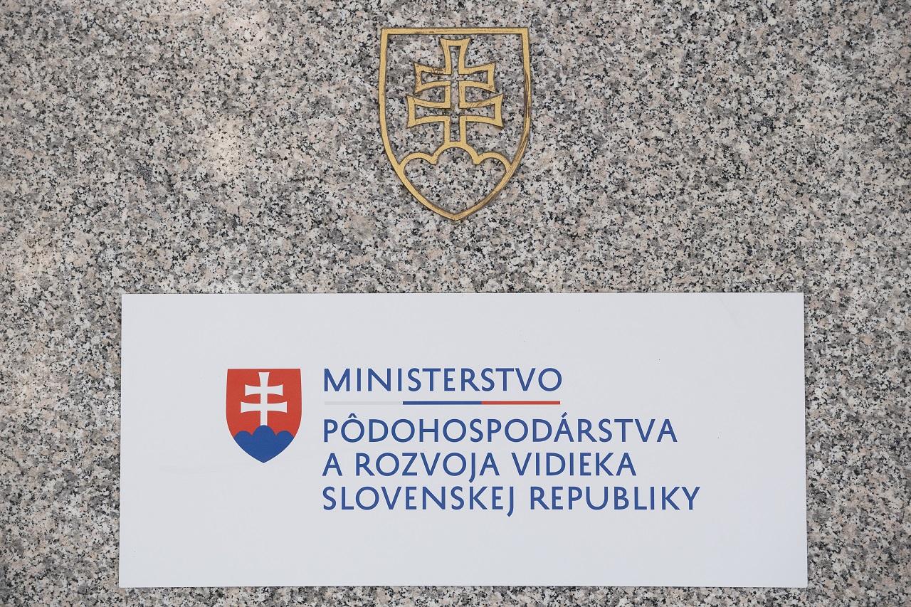Ministerstvo pôdohospodárstva a rozvoja vidieka SR