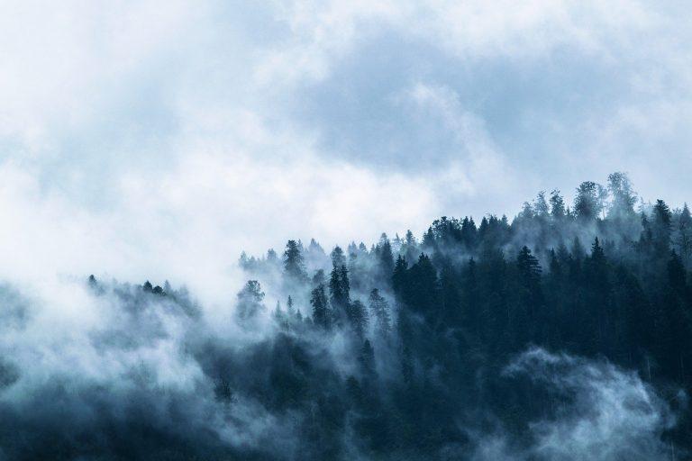 hmla počasie oblačno