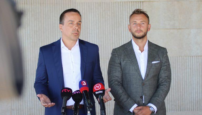 Erik Tomáš a Matúš Šutaj Eštok