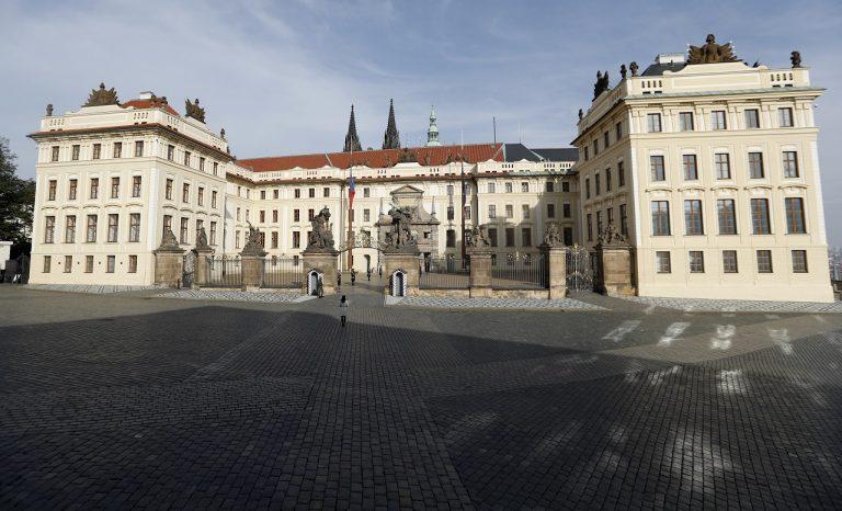 Pražský hrad v českej metropole