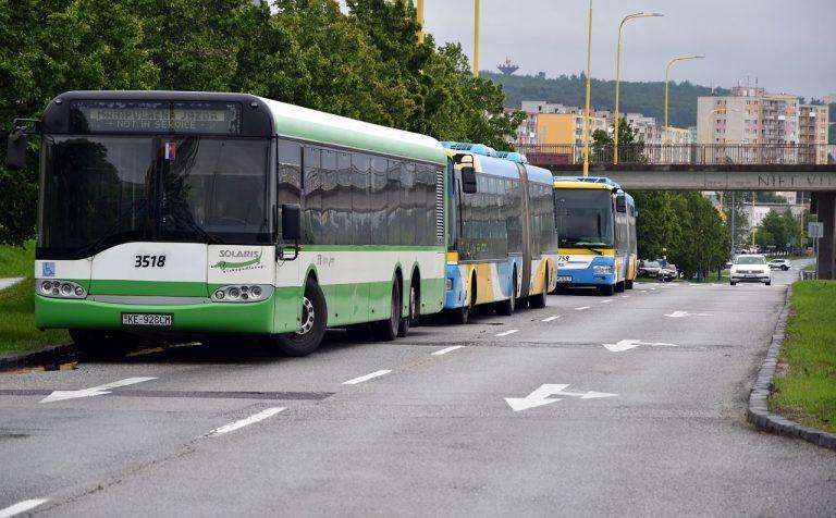 košický autobus