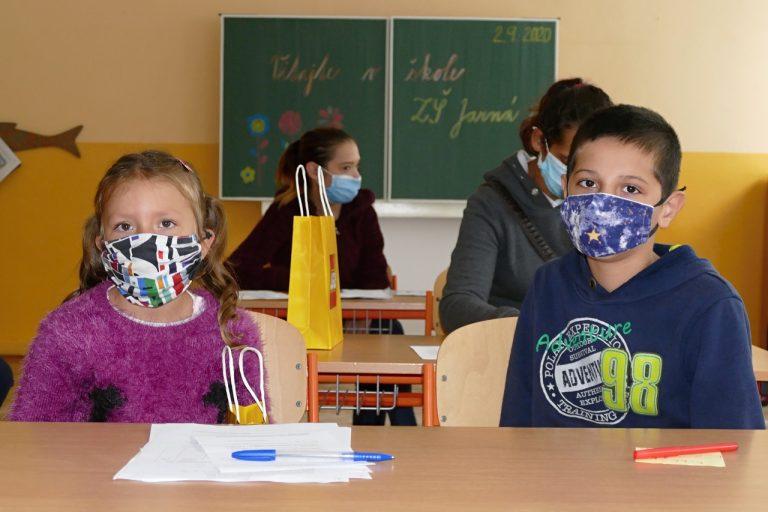 deti, škola, koronavírus