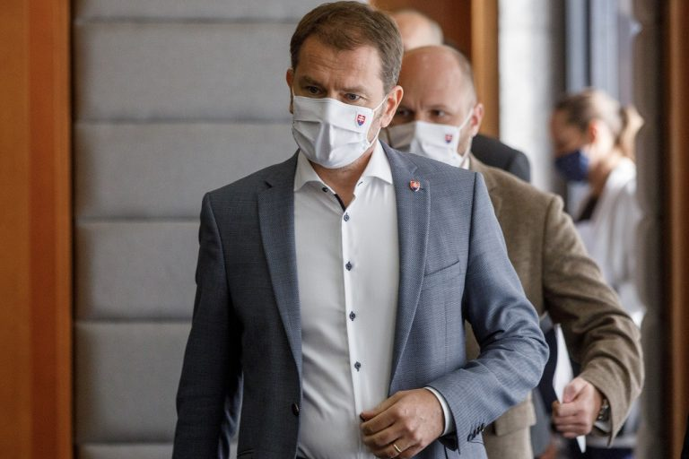 premiér, Igor Matovič