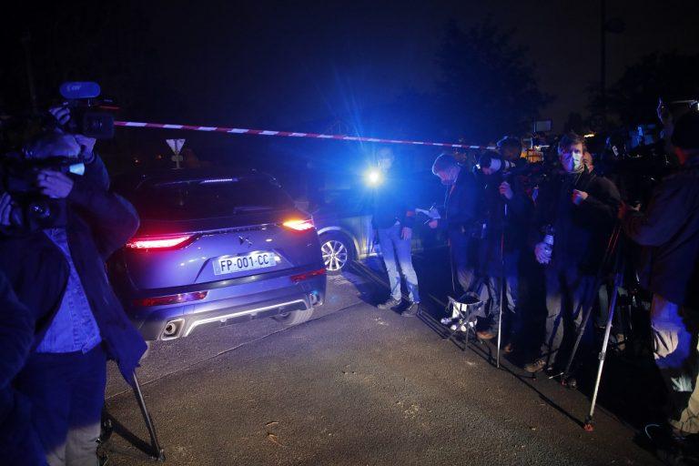 francúzska polícia