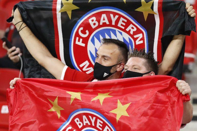 fanúšikovia Bayernu