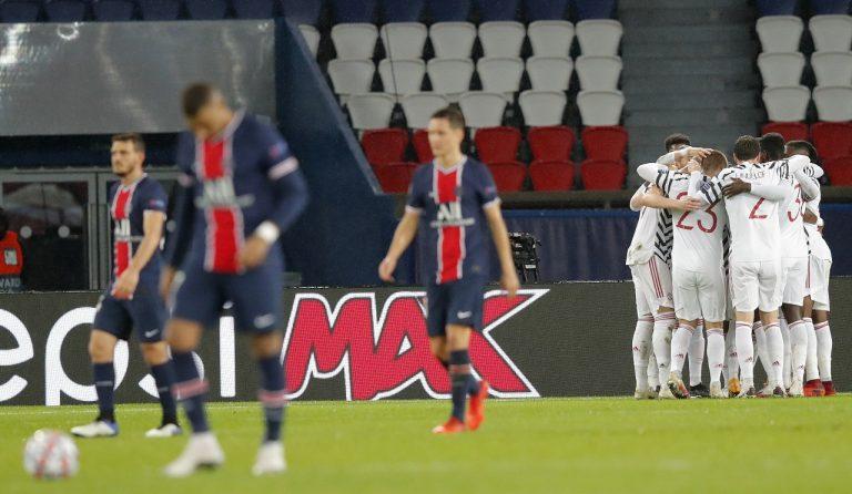 Paríž St. Germain - Manchester United