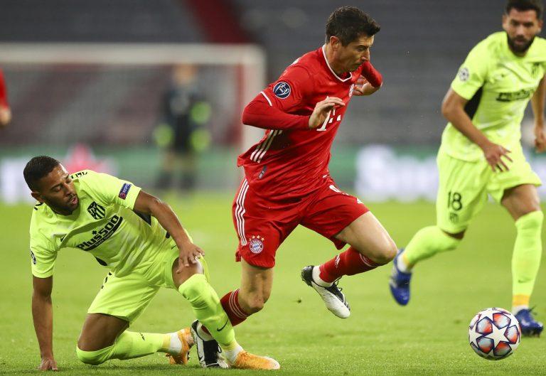 Bayern Mníchov - Atletico Madrid