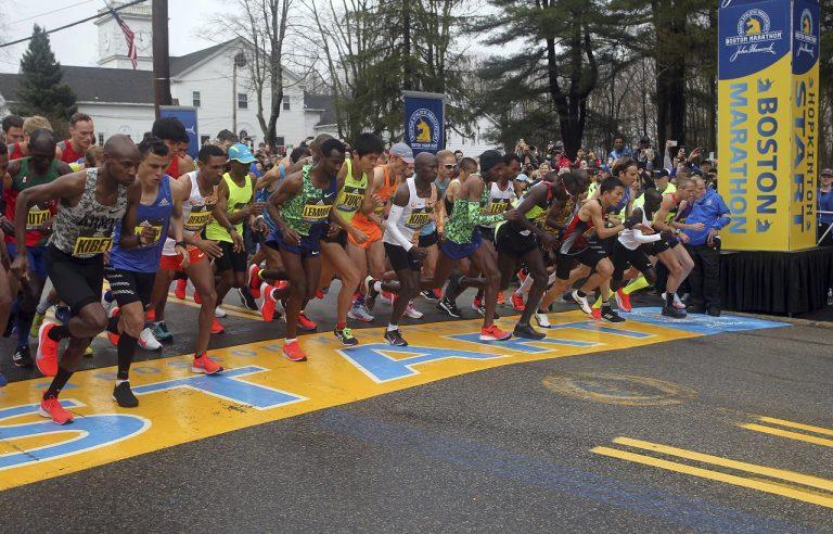 Bostonský maratón