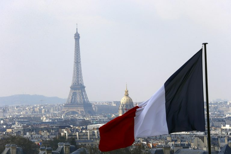 francúzska vlajka