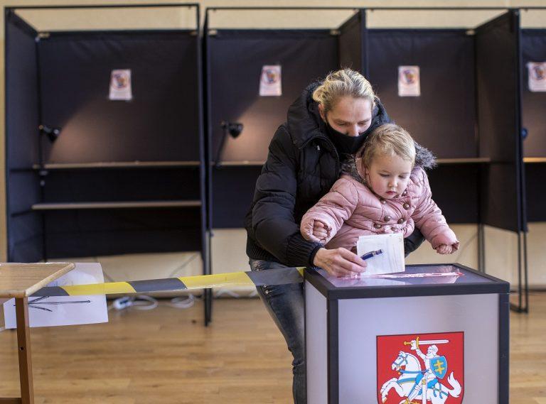 Litva Voľby Parlamentné