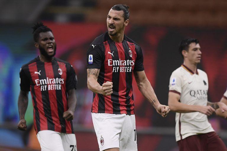AC Miláno - AS Rím