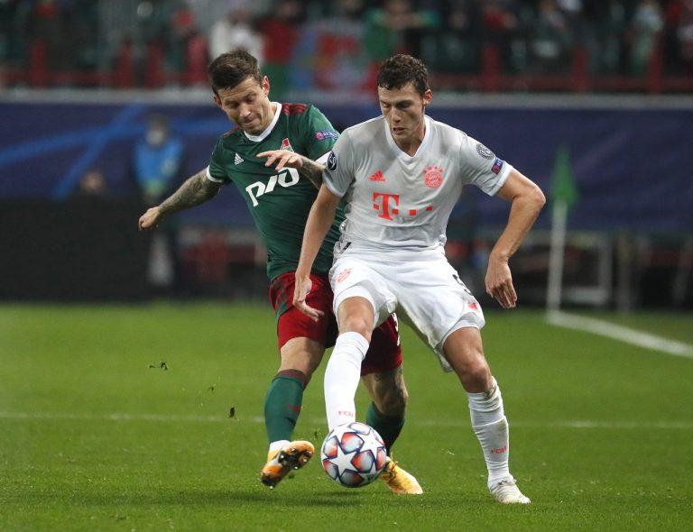 Lokomotiv Moskva - Bayern Mníchov