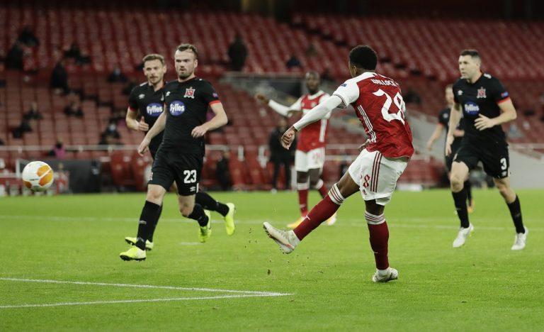 Arsenal Londýn - FC Dundalk