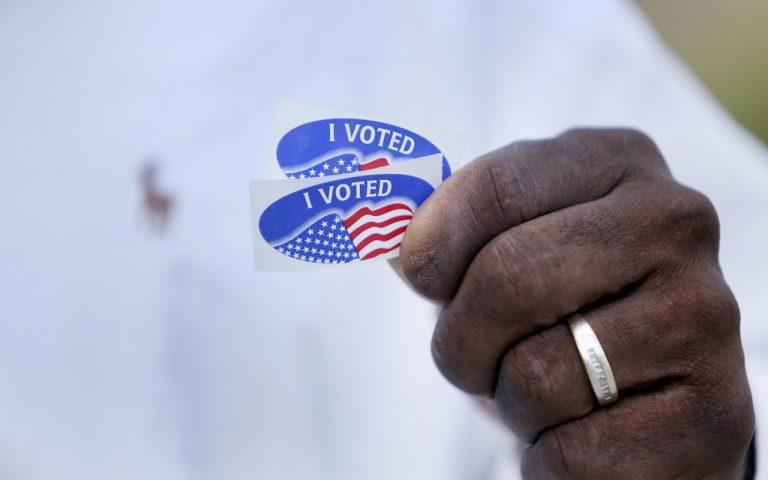 voľby v USA