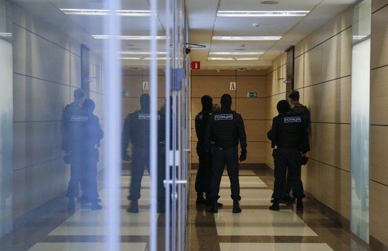 Ruská polícia