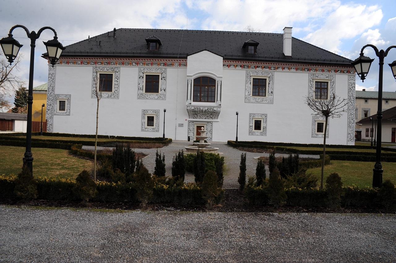 Sobášny palác v Bytči