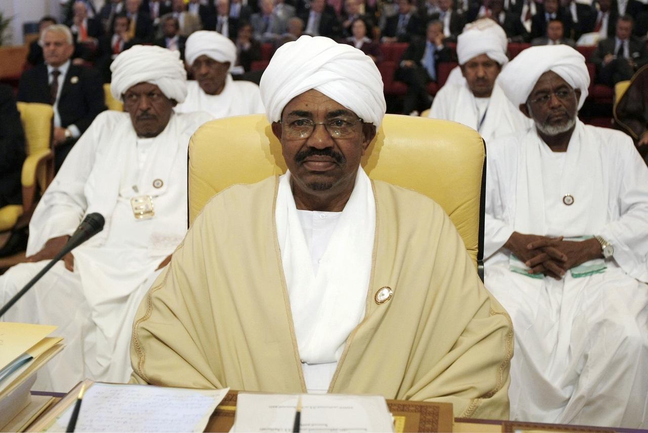 sudánsky prezident Umar Bašír