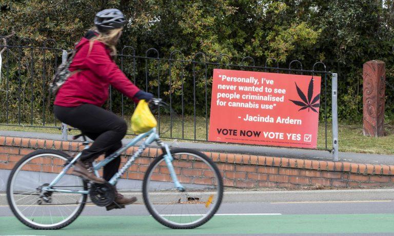 Nový Zéland referendum