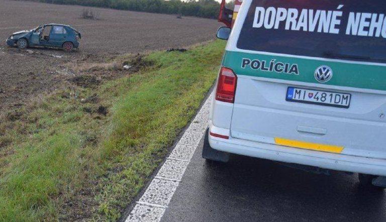 Michalovčan spôsobil dopravnú nehodu pod vplyvom drog