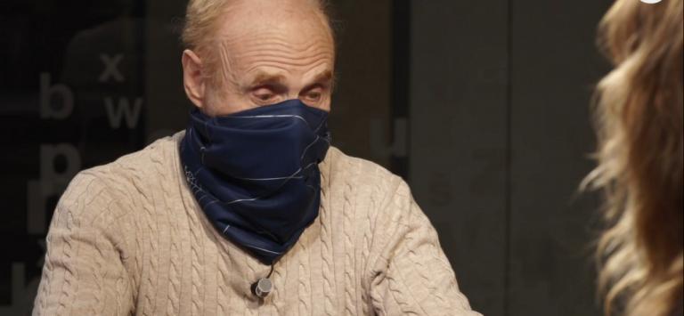 Evolučný biológ Jaroslav Flegr