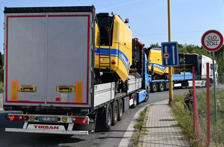 situácia na hraničnom priechode s Ukrajinou, Vyšné Nemecké