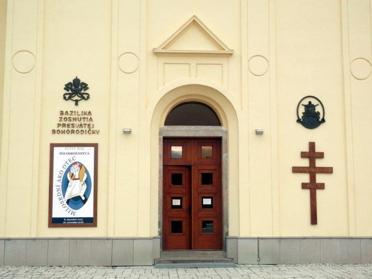 Bazilika Zosnutia Presvätej Bohorodičky v Ľutine