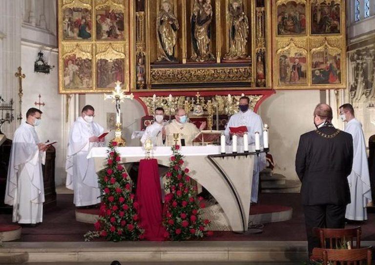 V Košiciach slávili prvé výročie vyhlásenia sv. Alžbety za patrónku mesta