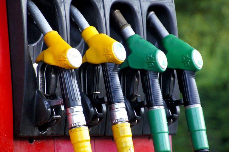 benzín pumpa tankovať diesel