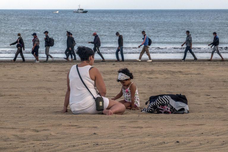 migranti Maroko Kanárske ostrovy