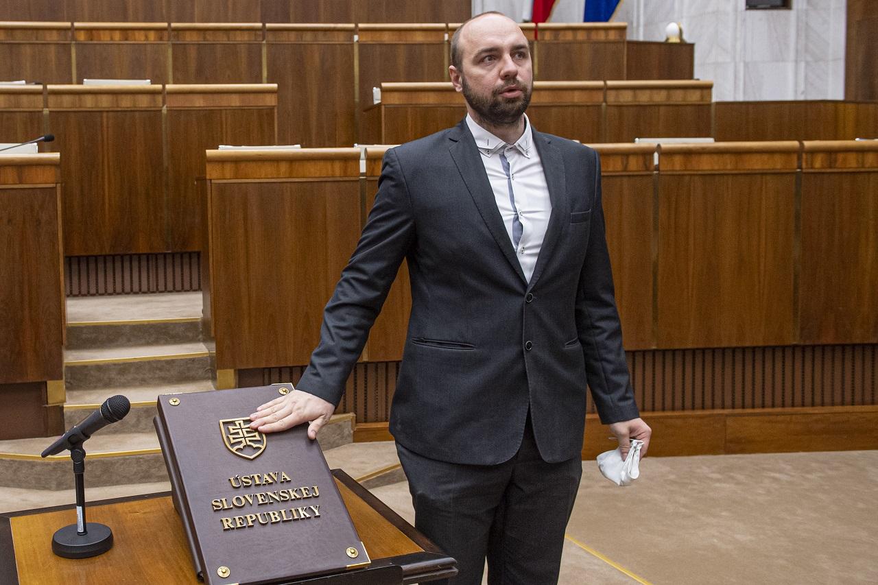 Andrej Medvecký ĽSNS