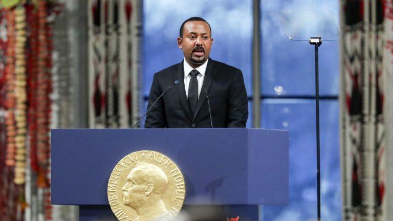 Abiy Ahmed Etiópia