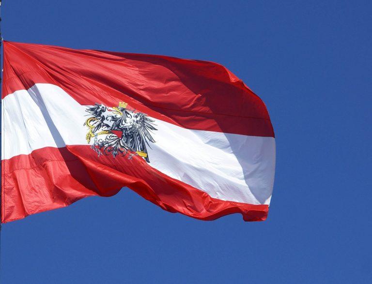 rakúsko vlajka rakúska