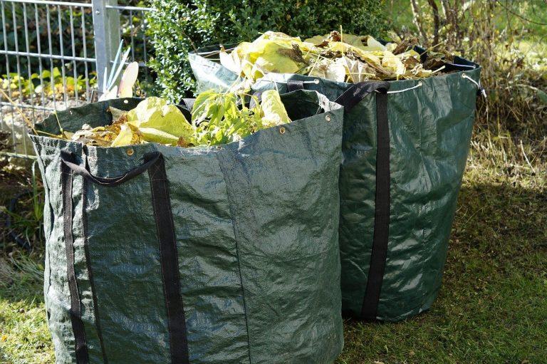 kuchynský odpad odpadky