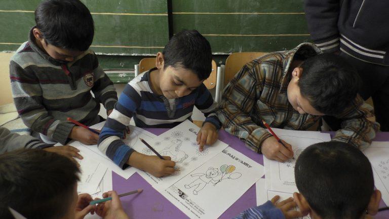 romske deti žiaci škola znevýhodnené deti