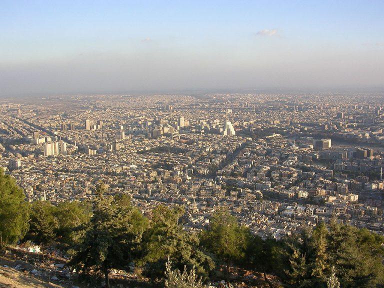 damask, syria