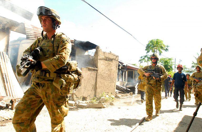 australska armada