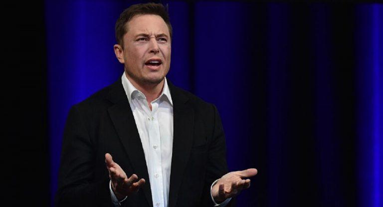 Elon Musk, zakladateľ spoločnosti SpaceX