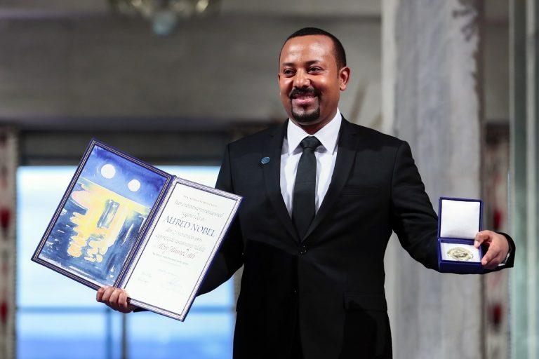 etiópsky premiér Abiy Ahmed