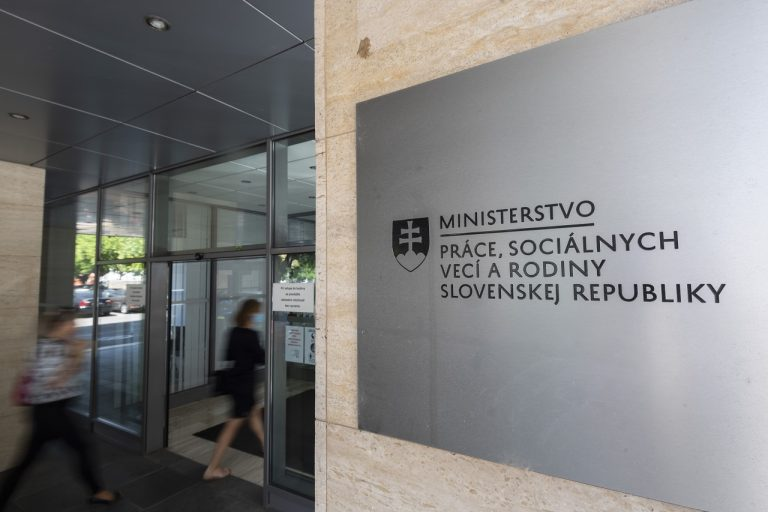 Ministerstvo práce, sociálnych vecí a rodiny SR